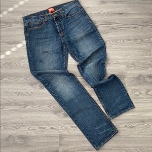 Obey Slim Straight Jeans